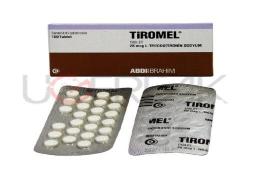 ABDI IBRAHIM Tiromel (T3) 25mcg